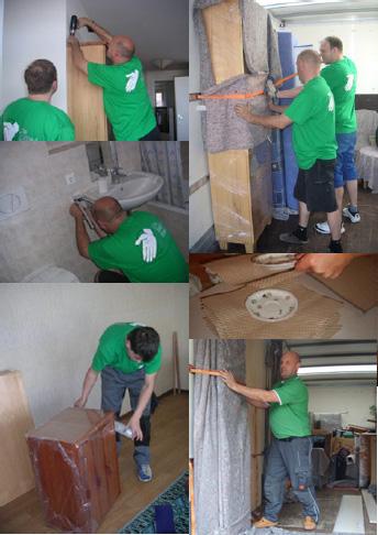Die helfende hand der umzugsservice leistungsangebote for Wohnung aussortieren
